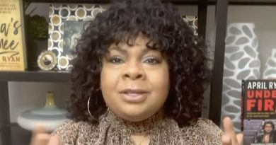 April Ryan Says Close Election Straining Friendships, America's True Values Questioned