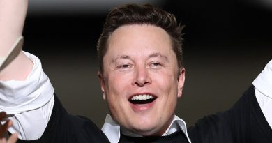 Elon Musk On Pace to Become Third Richest Person in World