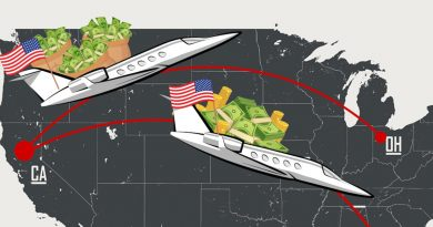 The Wealthy Are Booking Private Jets To Vote in Battleground States