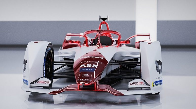 Rebranded Dragon / Penske Formula E team reveals striking new livery - Formula E