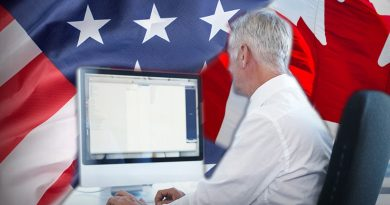 Americans Had Canada On The Brain During Election Night Suspense