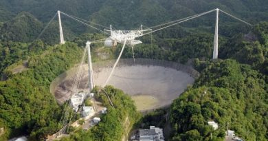 Huge and famous Arecibo telescope set to be demolished