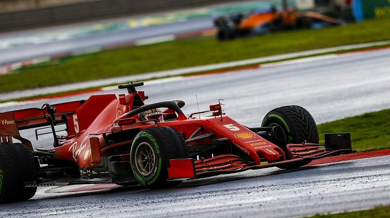 "Vettel's Turkish GP podium ""very important"", says Binotto - F1"