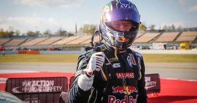 Kristoffersson crowned World Rallycross champion with final round cancelled - World Rallycross