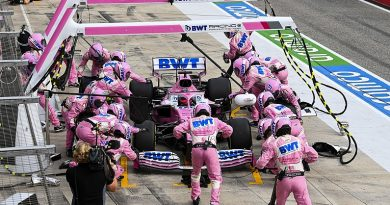 Racing Point defends pitstop call that cost Perez third place at Imola - F1
