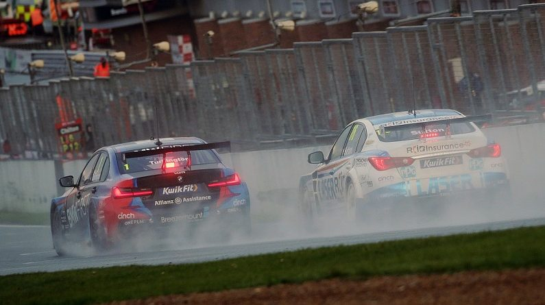 BTCC champion Sutton's management denies talk of shock WSR switch - BTCC