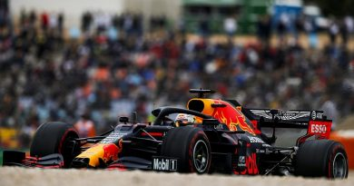 """Verstappen not worried if """"head falls off"""" at Turn 8 during F1 Turkish GP - F1"""