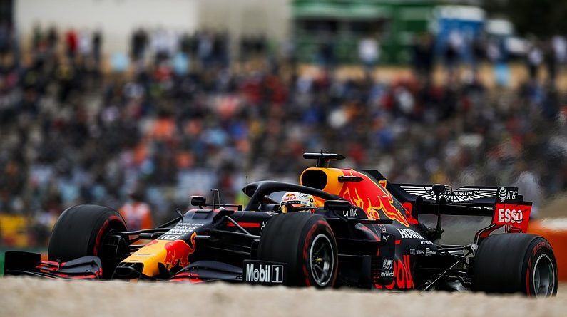 "Verstappen not worried if ""head falls off"" at Turn 8 during F1 Turkish GP - F1"