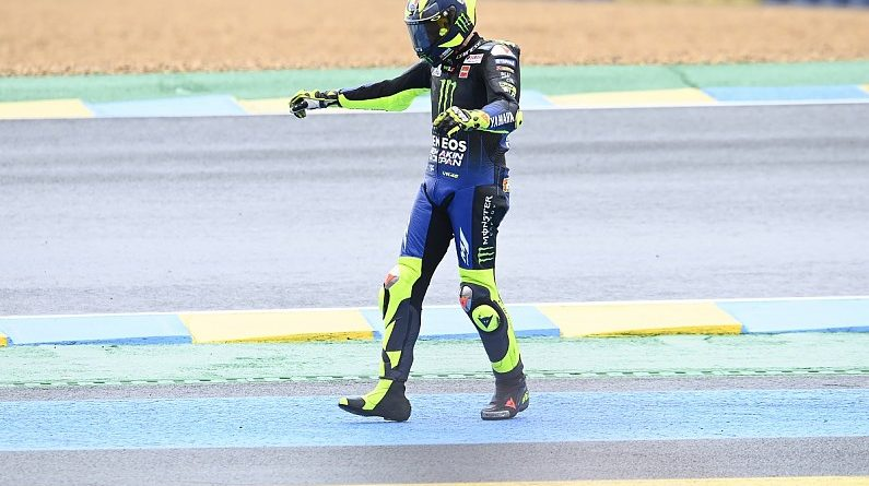 Rossi may compete in European MotoGP round after negative home COVID test - MotoGP
