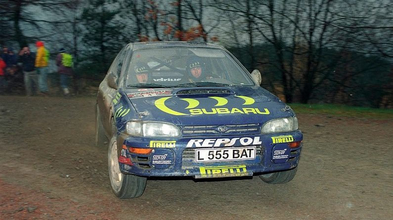 Colin McRae WRC documentary to be released - WRC