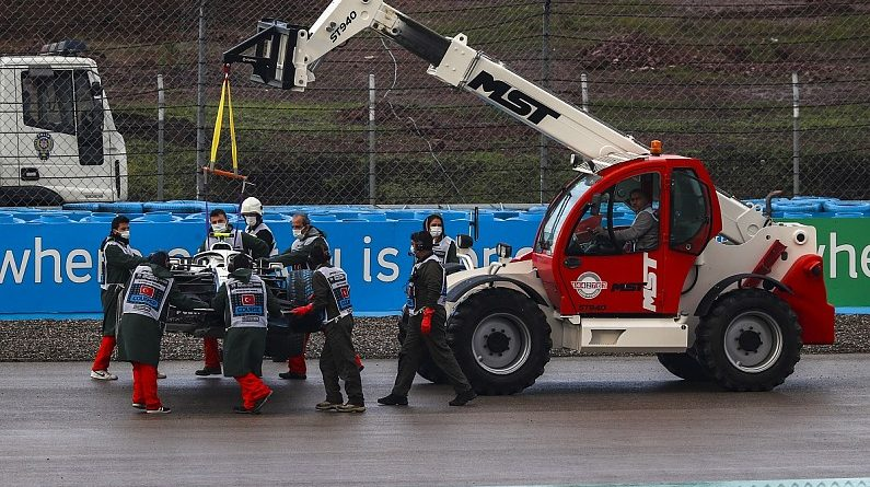 F1 drivers to discuss Turkey crane incident with Masi in Bahrain - F1