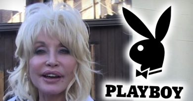 Playboy Wants To Shoot Dolly Parton for 75th Bday