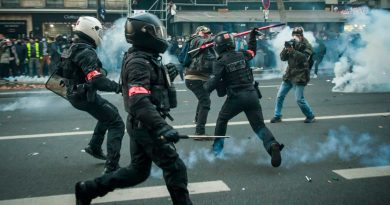 French government drops draft law curbing filming of police | France