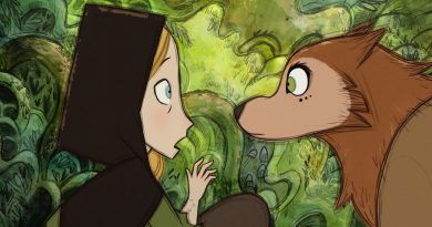 'Wolfwalkers' Review: From Ireland, Lupine Lore in Cartoon Style