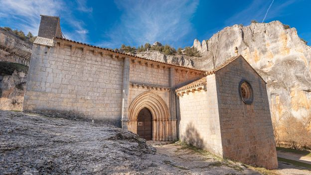 BBC - Travel - The Templar hermitage at the heart of the Iberian Peninsula