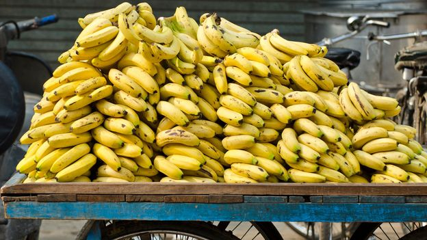 BBC - Travel - Where bananas are considered sacred