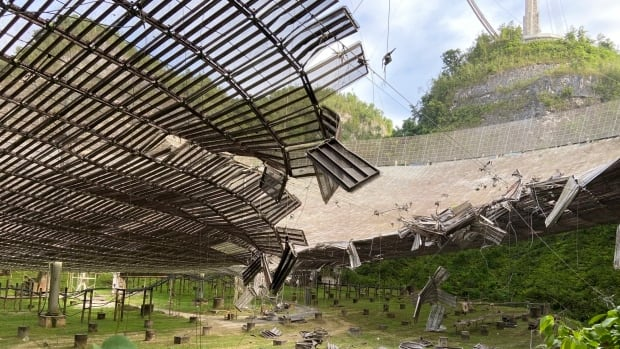 Famous Arecibo telescope was the first to send a signal to alien civilizations