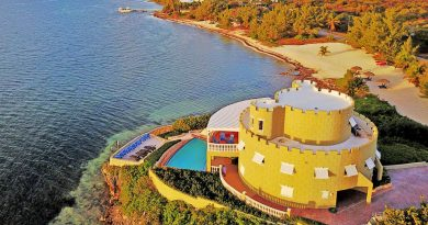 House Hunting in the Cayman Islands: A Compact Castle in the Caribbean