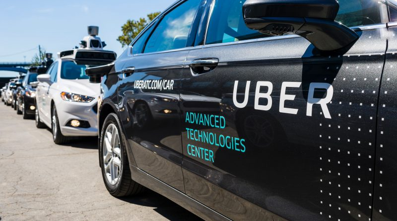 Uber sells ATG self-driving unit to Aurora