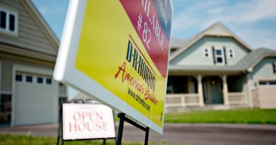 November new home sales fall more than expected, builder stocks drop