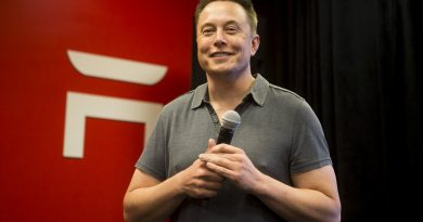 Tesla CEO Elon Musk says he'd have conversation on merger if asked
