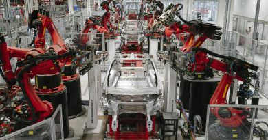 Tesla Model S and X production will shut down for 18 days: email