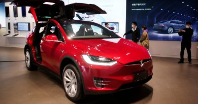 Tesla jumps 6% in heavy volume ahead of S&P 500 entry, stock then falls a bit in after hours