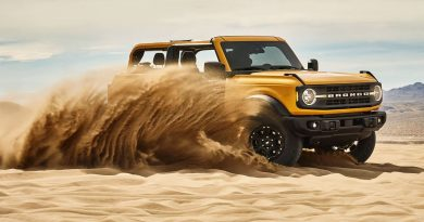 Ford delaying Bronco SUV to summer 2021 due to Covid-related issues