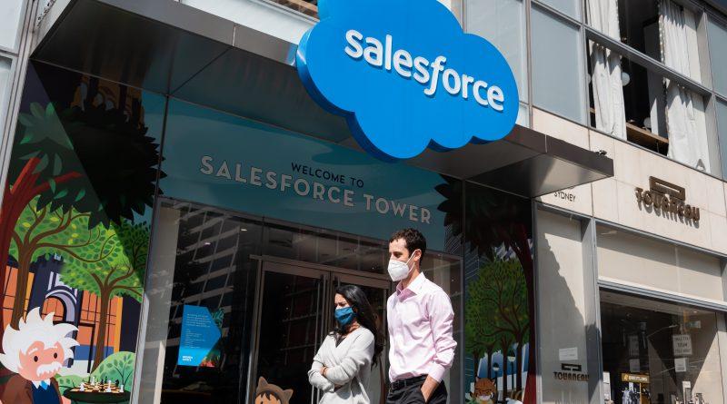 Salesforce, Slack, Box and more