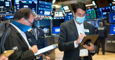 Stock futures flat as stimulus deal remains unresolved