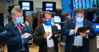 Dow rises 150 points, S&P 500 hits fresh record high despite disappointing U.S. jobs report