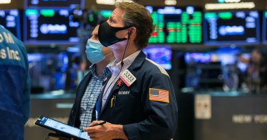 Stock futures are flat, stimulus negotiations in focus