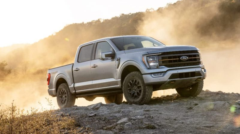 Ford F-150 'Tremor' pickup announced with new off-road adds