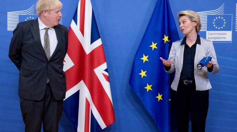 UK banks jump on Brexit trade deal hopes