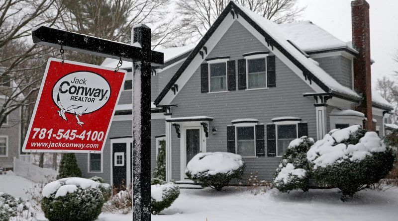 Existing home sales fall for the first time in 5 months