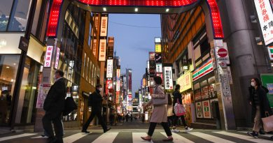 How to Pretend You're in Tokyo