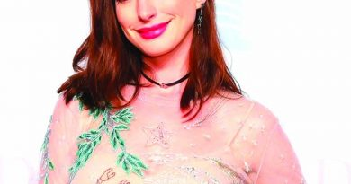 Anne Hathaway reveals her lockdown challenge as a mom | The Asian Age Online, Bangladesh