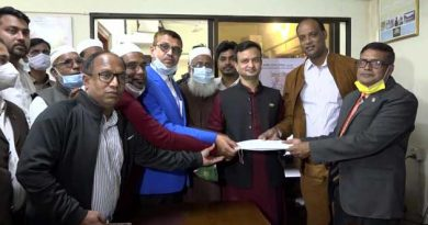 Rajshahi candidates submit nomination papers  – National – observerbd.com