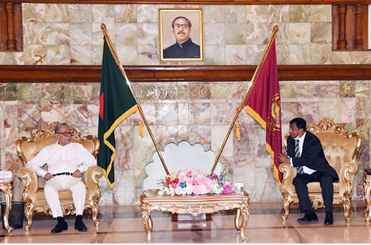 New BD envoys to US, Ethiopia separately meet President
