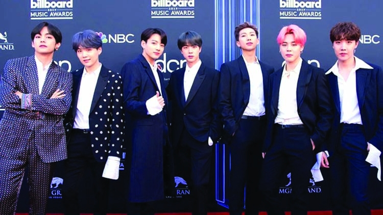 BTS 'Dynamite' costumes to light up US music charity auction | The Asian Age Online, Bangladesh