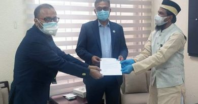 Islamic Relief hands over 50 nasal cannula machines to PMO