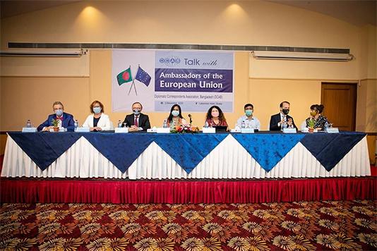 EU for united global efforts for Rohingya solution
