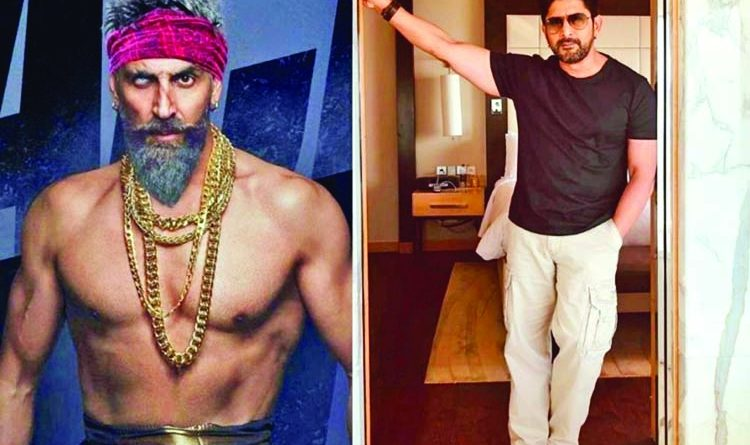 Arshad joins Akshay for 'Bachchan Pandey' | The Asian Age Online, Bangladesh
