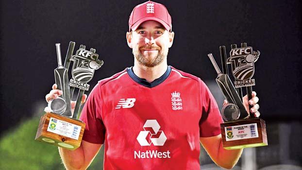Malan attains highest-ever T20 batting rating