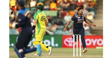 Pandya heroics help India avoid  clean sweep against Australia