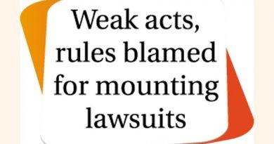 Import duties worth Tk 62b stuck in court cases