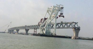 40th span of Padma Bridge to be installed tomorrow