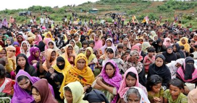 Rohingyas relocated Bhashan Char voluntarily: Foreign Ministry