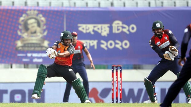 Zakir Hasan leads Khulna to  second spot on the table
