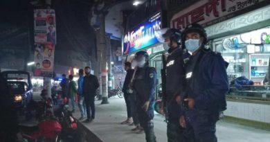 Blank fire after vandalism at Bangabandhu statue in Kushtia  – National – observerbd.com